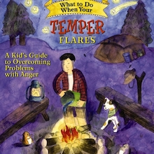 What To Do When Your Temper Flares Self Help Book  medium