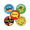 German Mini Reward Stickers 605pk  small