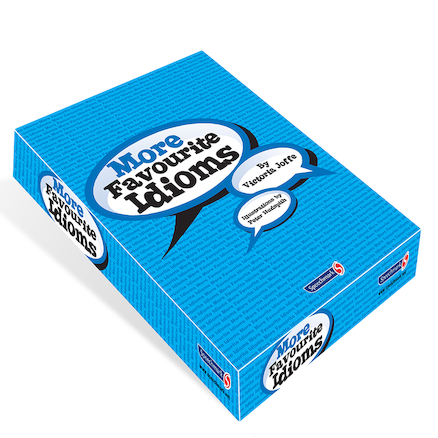 Favourite Idioms Activity Cards 36pk  large