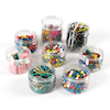 TTS Assorted Stationery Tubs 8pk  small