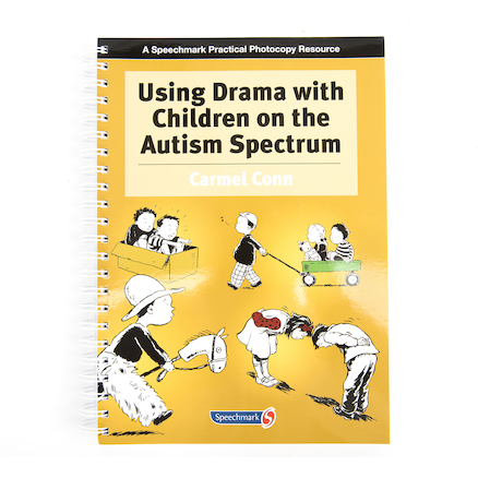 Teach Drama To Children With Autism Resource Book  large