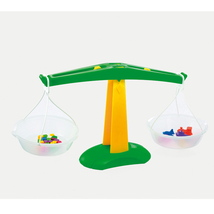 Plastic Pan Balance Scales  large