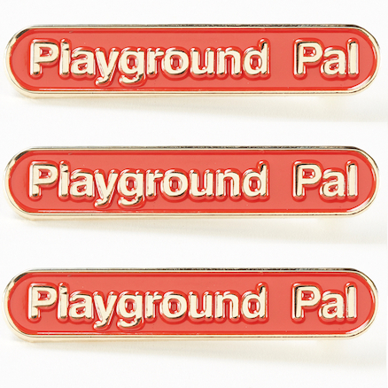 Playground Pal Enamel Badges 15pk  large