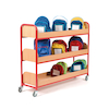 Lunch Box Trolley for 30 Lunch Boxes  small