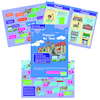 KS3 French My Town Revision Activity Cards 10pk  small