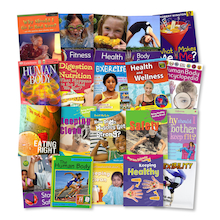 KS2 Healthy Lifestyle Books 20pk  medium