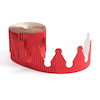 Assorted Metallic Crown Shaped Rolls 5pk  small