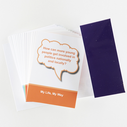KS3 Emotional Health And Wellbeing Activity Cards  large