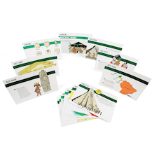 Mayan Stand Up Timelines 14pk  medium