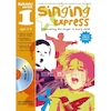 Singing Express Book and DVD  small