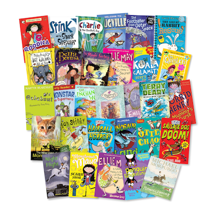 Class Collection Books 30pk  large