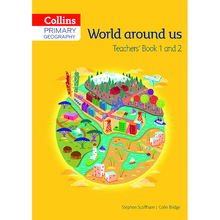 World Around Us Teacher Guide Years KS1  large