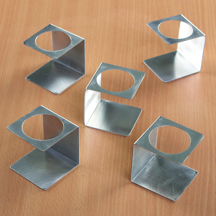 Tealight Stands 5pk  large