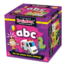 Brainbox ABC Memory Card Game  medium