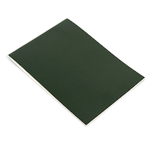 A5 Green Laminated Sketchbook 100pk  medium