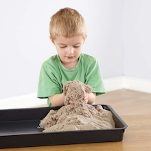 Mouldable Kinetic Sand 1kg  medium