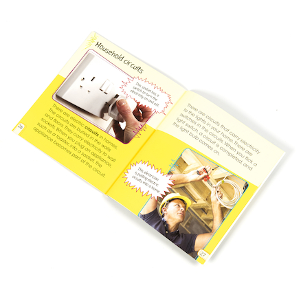 Electricity and Circuit Books 4pk  large