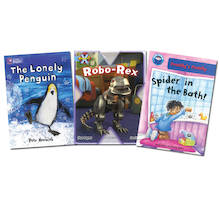 Guided Reading Packs - Blue Band  medium