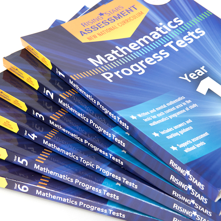 Maths New Curriculum Progress Tests  large