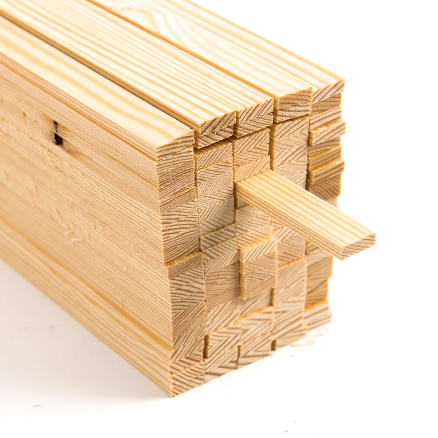 Buy Narrow Strip Wood 15 X 5mm Tts