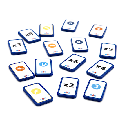 Blue-Bot TacTile Reader Tiles Extension Pack  large