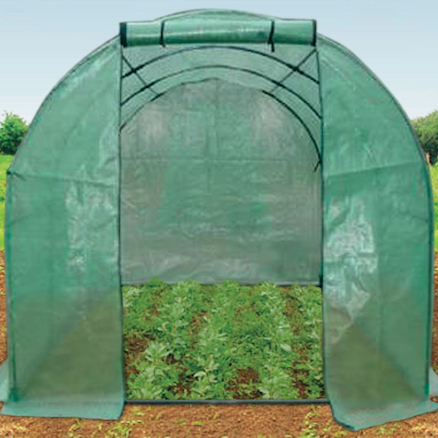 Poly Tunnel Greenhouse  large