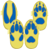 Foot Stampers Assorted  small