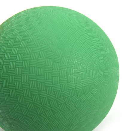 Rubber Playground Balls 6pk  large