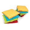 Outdoor Quilted Cushions 8pk  small