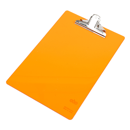 Multi Coloured Clipboards A4 5pk  large