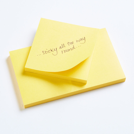 360° All Round Sticky Note Pad  large