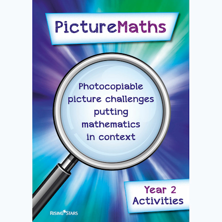 Picture Maths Activity Book  large