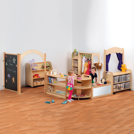 Dressing Up Play Furniture Zone  large