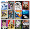 KS3 Accelerated Reader Level 3-5 Book Pack 12pk  small