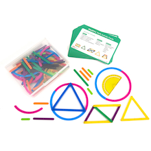 GeoStix with Activity Cards  medium