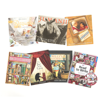 UKS2 Picture Books Kit  large