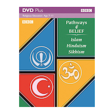 Pathways of Belief Islam, Sikhism and Hinduism DVD  medium