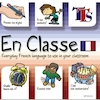 En Classe French Teacher Language Learning CD  small
