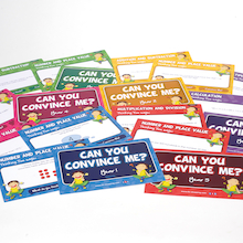Can You Convince Me? Activity Cards  medium