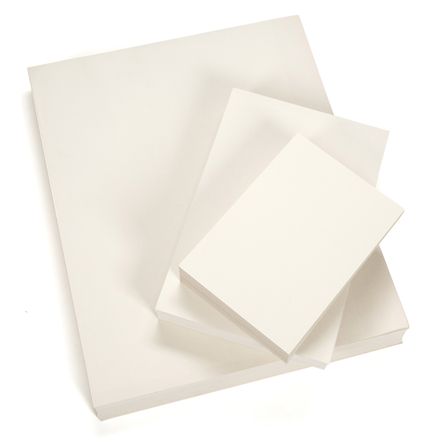 White Drawing Paper 130gsm  large
