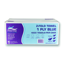 Pristine Z Fold Paper Hand Towels  medium