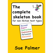 Complete Skeleton Book for Non-Fiction Text Types  medium