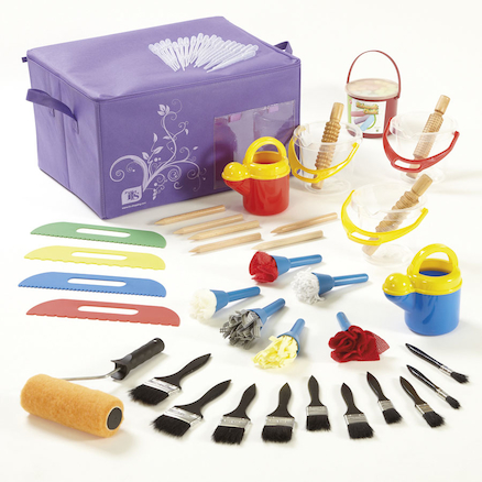 Mark Making Grab and Go Kit  large