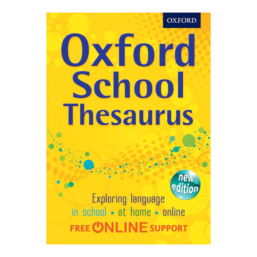 buy oxford school thesaurus tts
