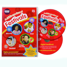 Child's Eye View of Festivals DVDs  medium