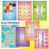 French Vocabulary Beginners A3 Posters 7pk  small
