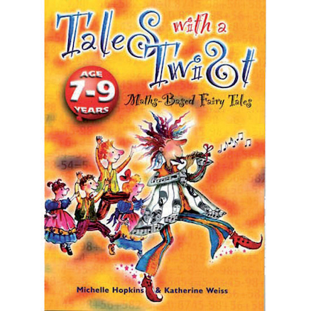 Tales with a Twist Book with CD KS2  large
