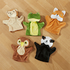 Role Play Wildlife Puppet Set 5pcs  small