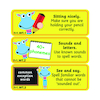 Writing Target Stickers Years 1 to 6  small