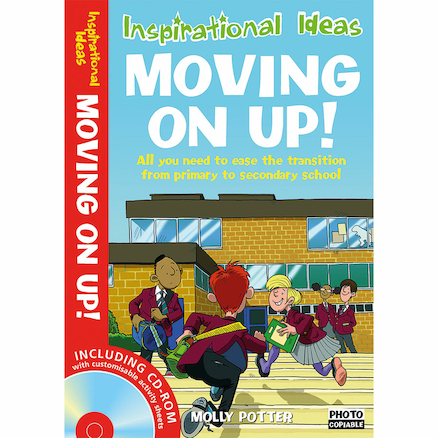 Moving On Up KS3 Transition Book  large